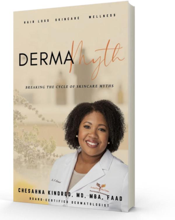 DERMAMYTHS - BOOK
