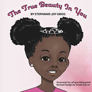 THE TRUE BEAUTY IN YOU - BOOK