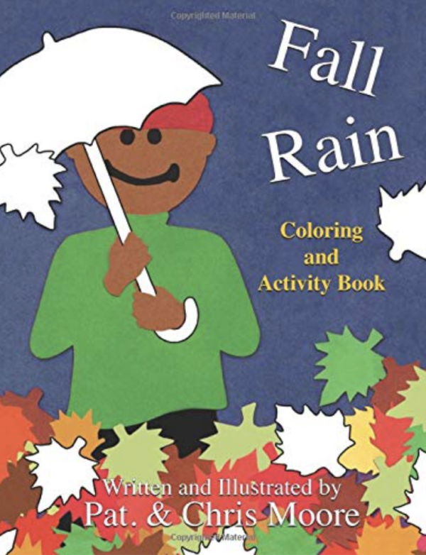 Fall Rain Activity Book Pat Moore