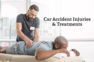 COMMON CAR ACCIDENT INJURIES & TREATMENTS