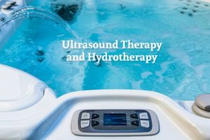 THE LATEST IN ULTRASOUND THERAPY AND HYDROTHERAPY