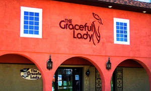 Graceful Lady Store Front
