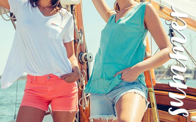 jean-shorts