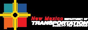 NMDOT logo.