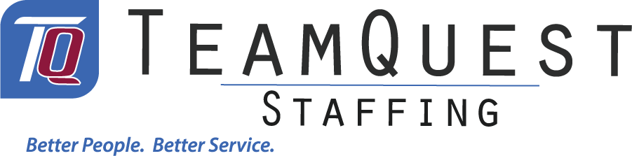 TeamQuest Staffing Logo