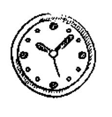 clock copia