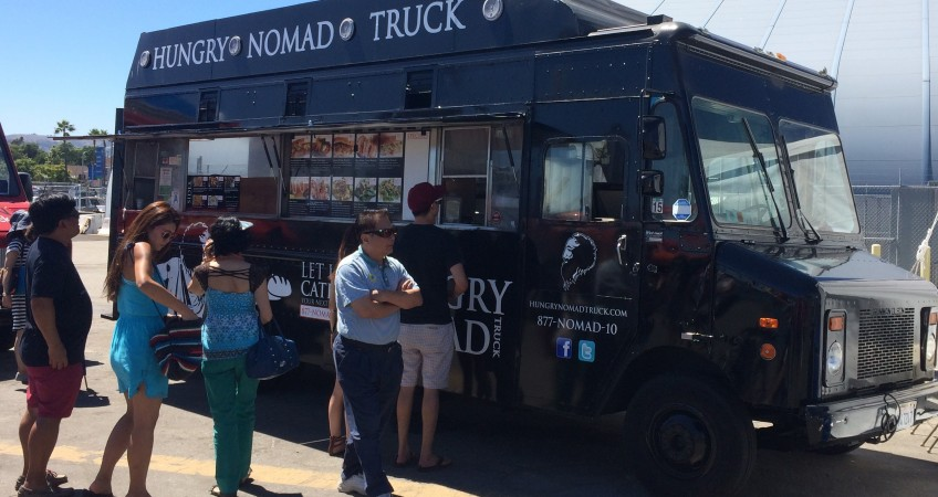 Hungry Nomad Truck