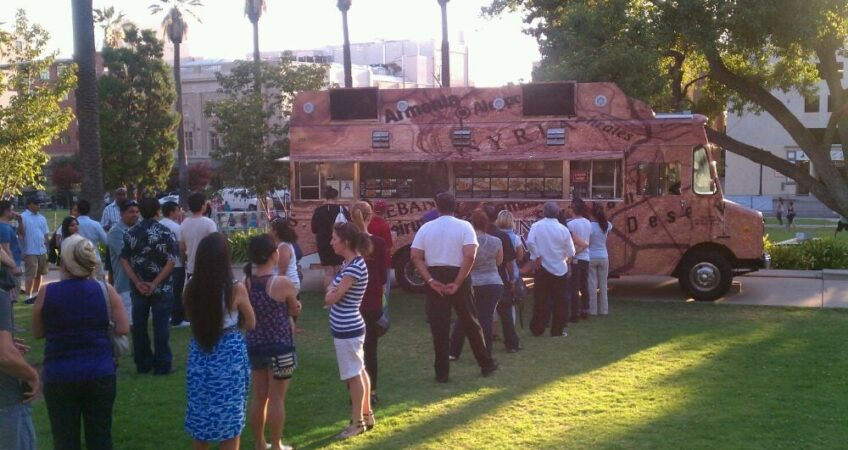 Food Truck Caterers