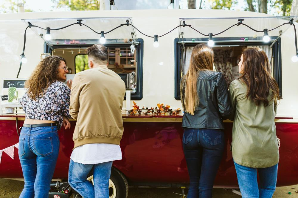 Street Food Truck Catering