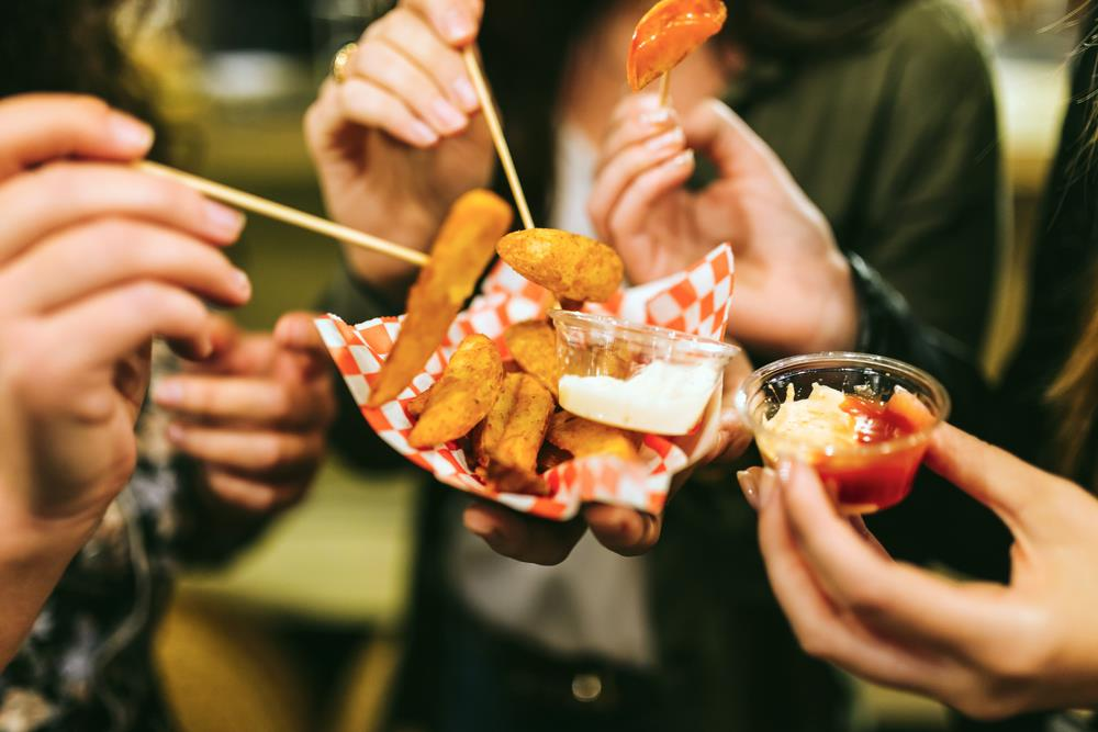 Food Truck Catering Party