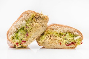 Hungry Nomad Truck Chicken Pesto