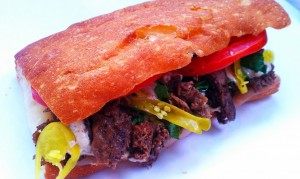 Peppers-and-Steak-Sandwich