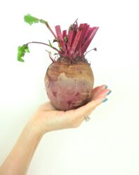 BRAIN FOOD, BEETS