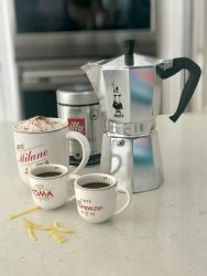 BREW AN AMAZING CUP OF ESPRESSO COFFEE