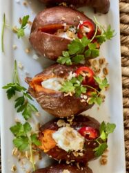 SWEET POTATOES WITH GRANOLA? WAIT UNTIL YOU TASTE THIS!