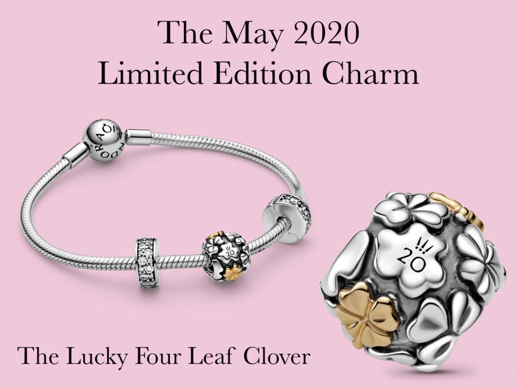 PANDORA 20 | The Lucky Four-Leaf Clover | My Wedding Themed ...
