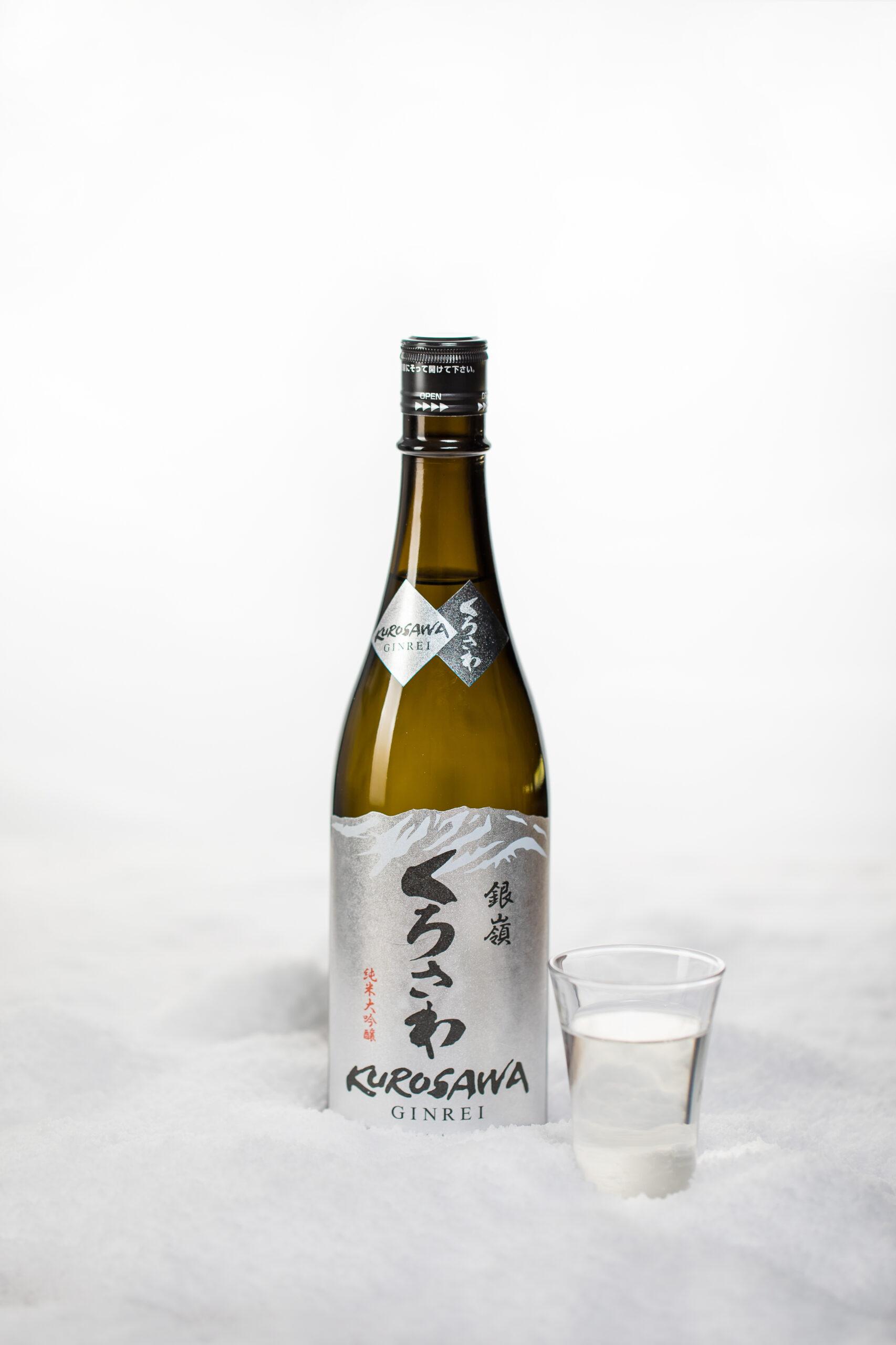 kurosawa ginrei bottle