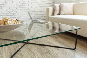 glass tabeltop