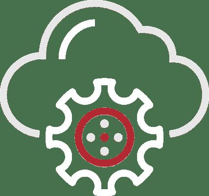 Cloud computing locus recruiting