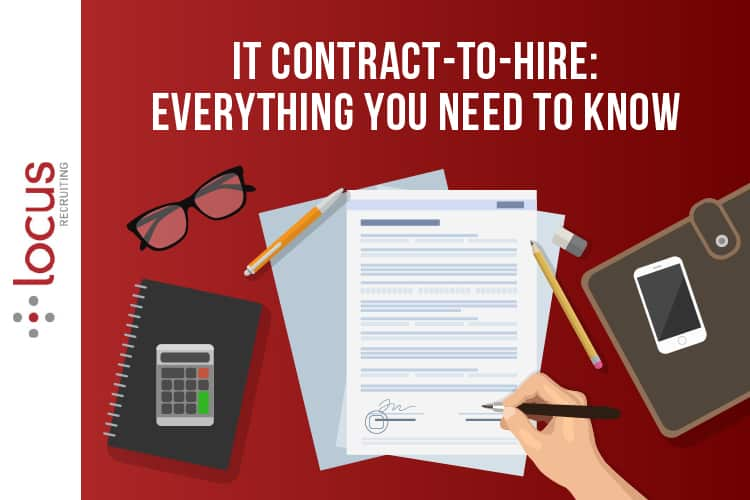 IT Contract-to-Hire: Everything You Need to Know