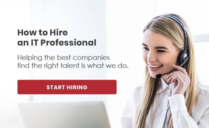 Contact us today to learn more about our IT staffing solutions.