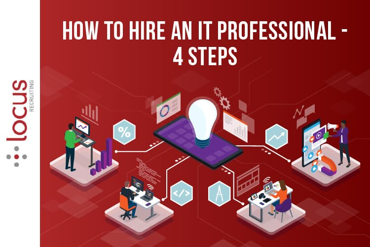 How To Hire an IT Professional - 4 Steps
