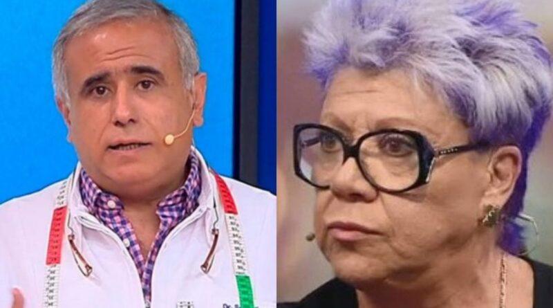 Paty Maldonado y Dr. Ugarte