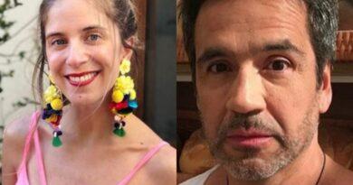 Alison Mandel y Renato Munster