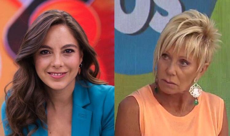 Angeles Araya y Raquel Argandoña