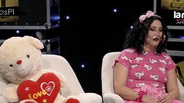 Belén Mora y Cathy Barriga