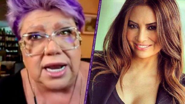 Patricia Maldonado y Myriam Hernández