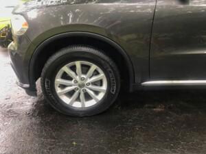 Dodge durango wheel clean