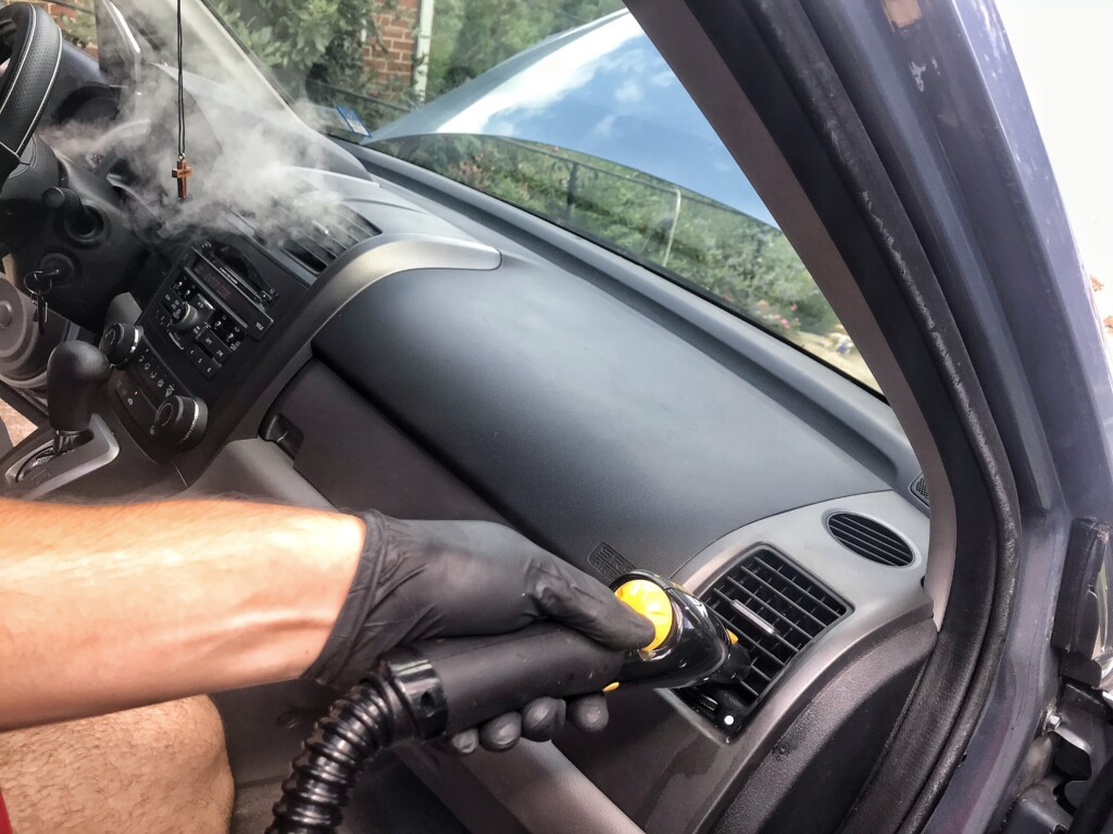 climate vent steam sanitation
