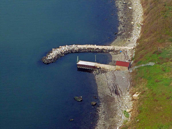 USCG Faulkners Island Aerial  10