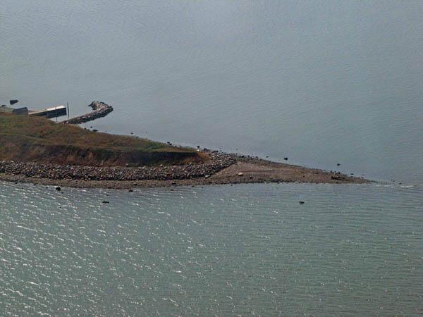 USCG Faulkners Island Aerial 5