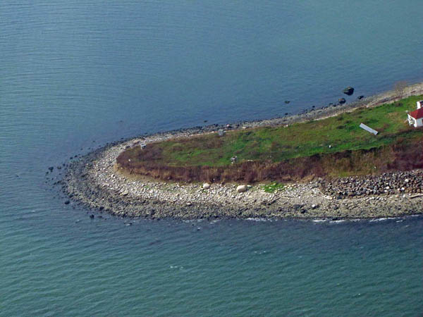 USCG Faulkners Island Aerial 8