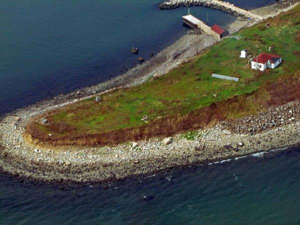 USCG Faulkners Island Aerial 9