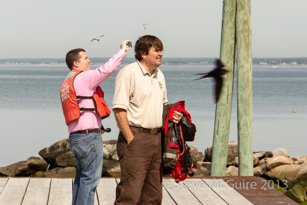 Ryan Hanrahan NBC News Faulkner's Island
