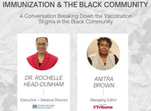 Let's Talk About Health: The Vaccination Stigma in the Black Community