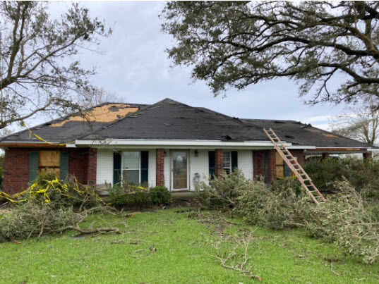 City Launched Hurricane Ida Deductible Program to Assist Homeowners
