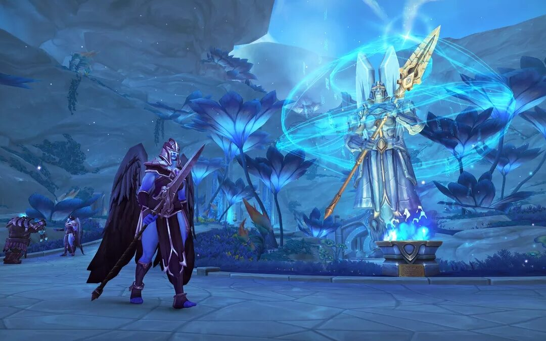 Ten skill building things I learned from World of Warcraft by Samantha Johnson