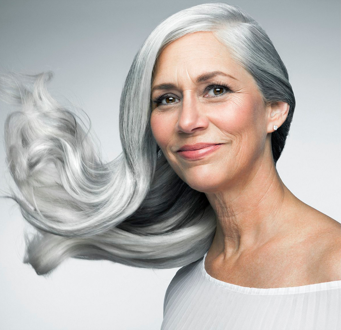 This Is How To Save Your Hair During Menopause
