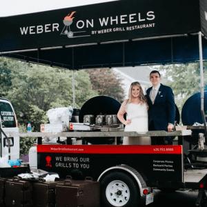 Weber On Wheels