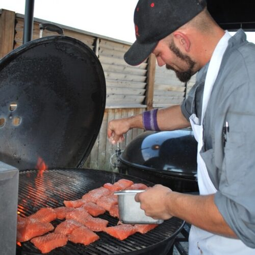 ON-SITE GRILLING EVENTS