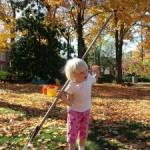 Children enjoy listening to sounds of nature