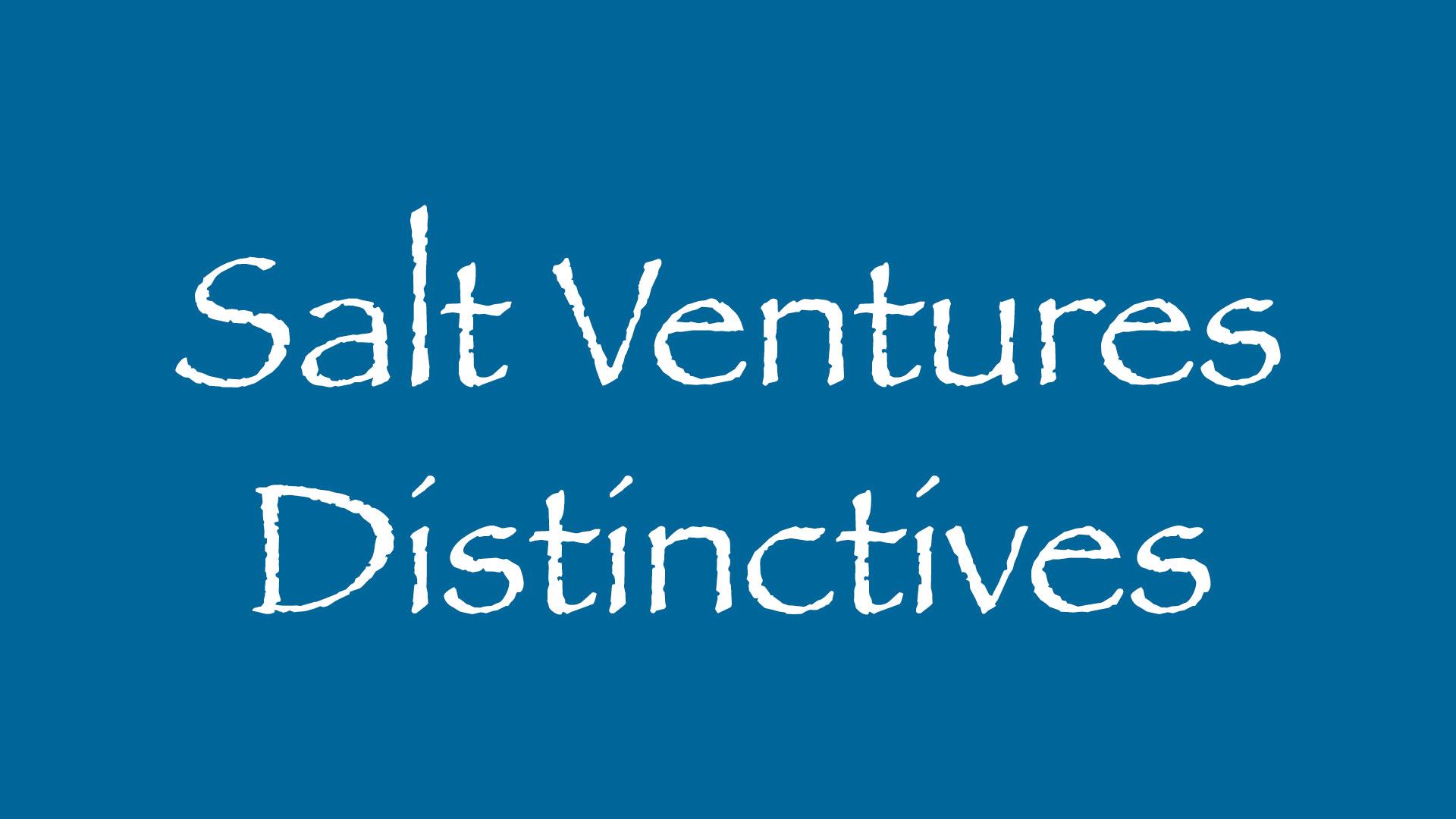 saltventures distinctives
