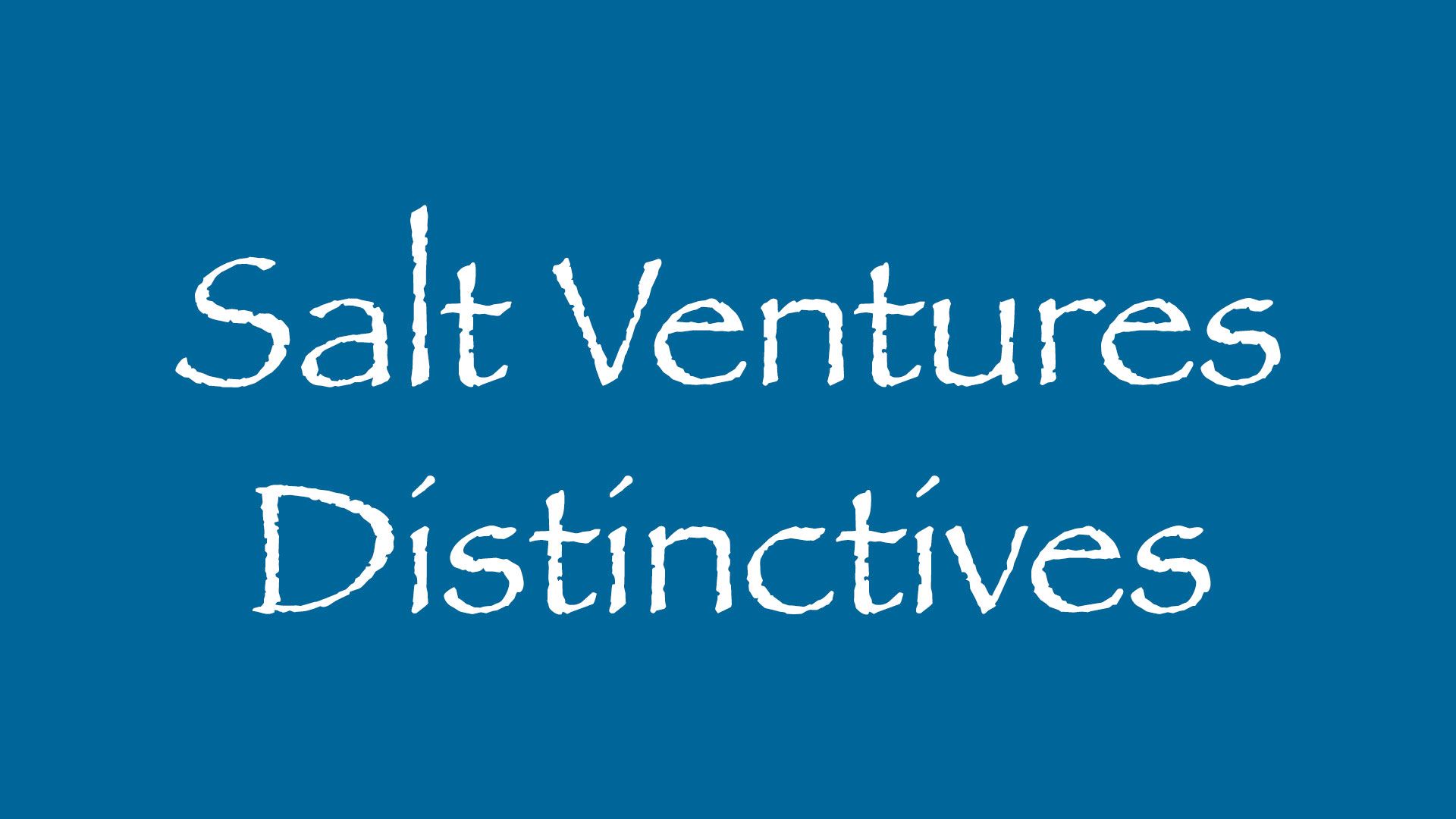 salt ventures distinctives banner