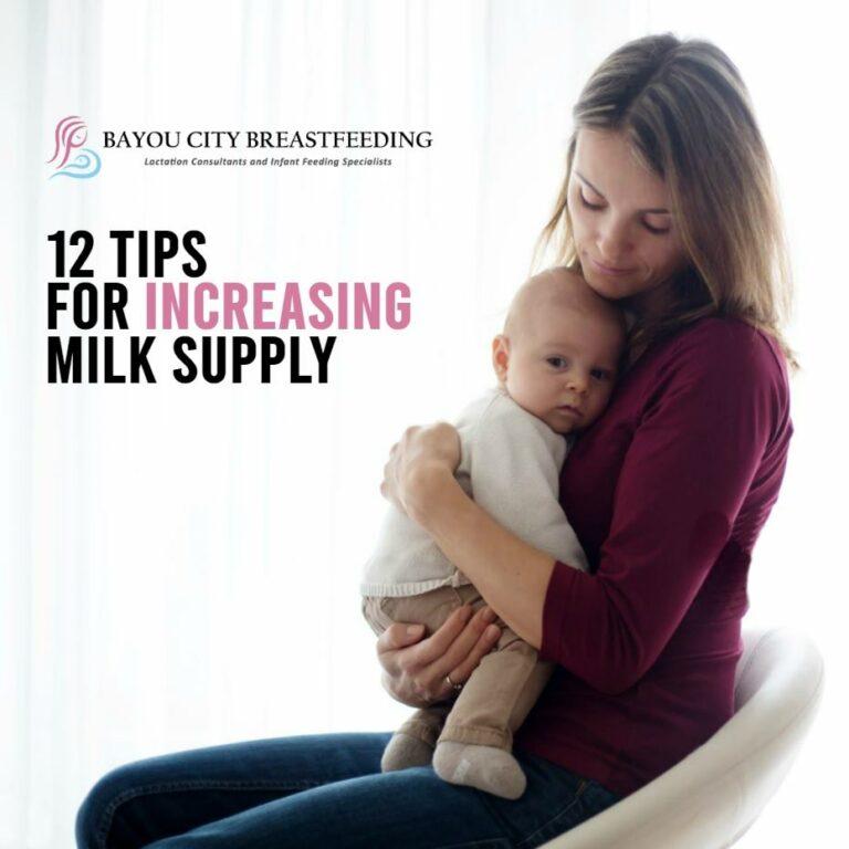 Bayou City Breastfeeding