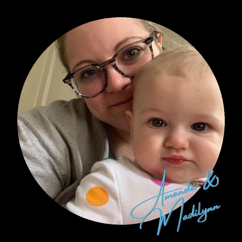 Amanda & Baby Madilyn