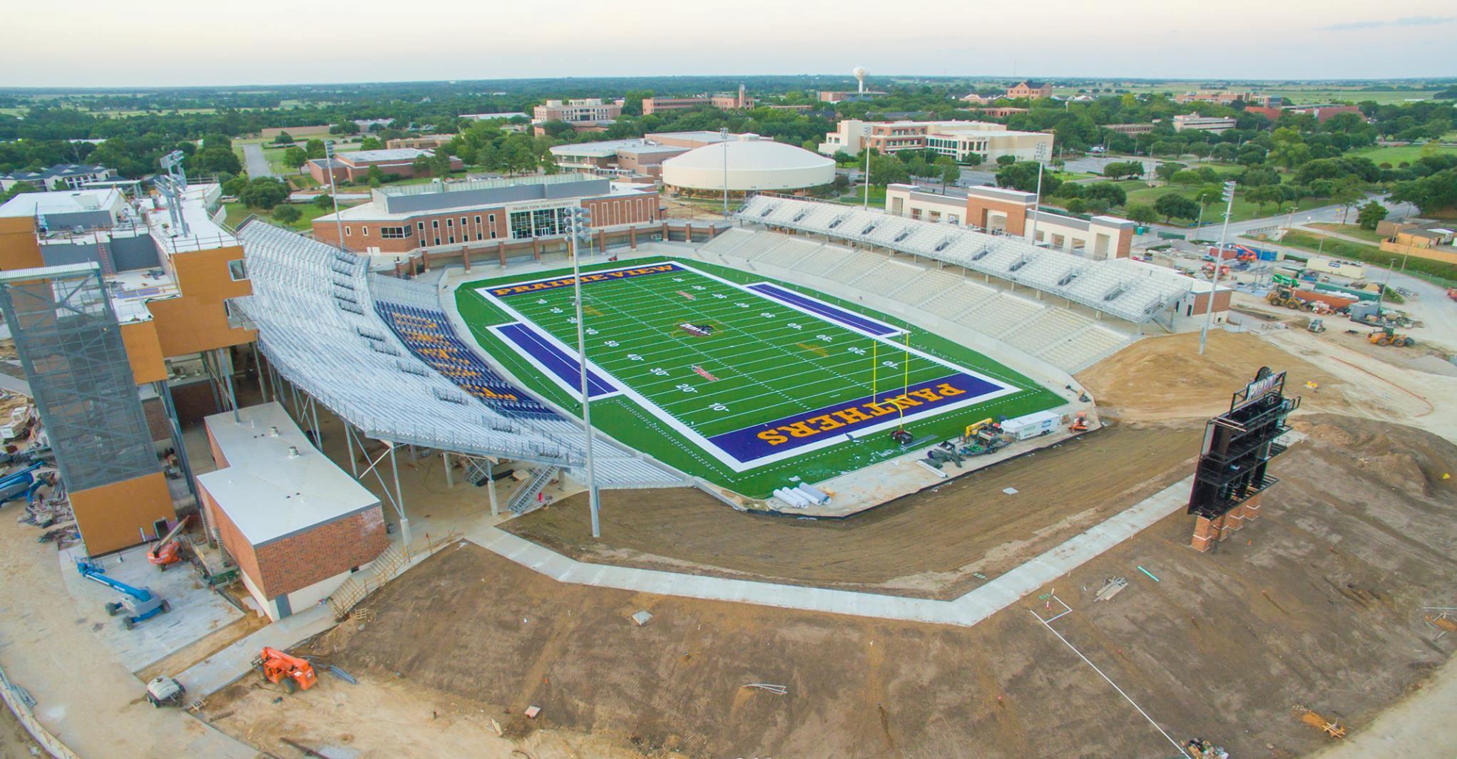 Prarie View A&M University Panther Stadium